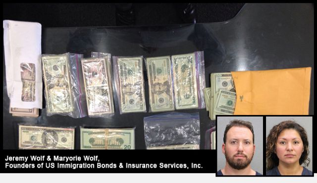 Founders of Us Immigration Bonds Were Arrested for Fraud